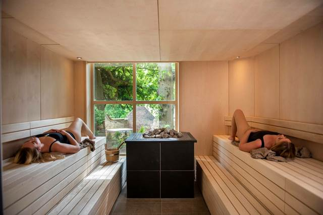 Garden Secret Spa Awarded 5 Bubble Status