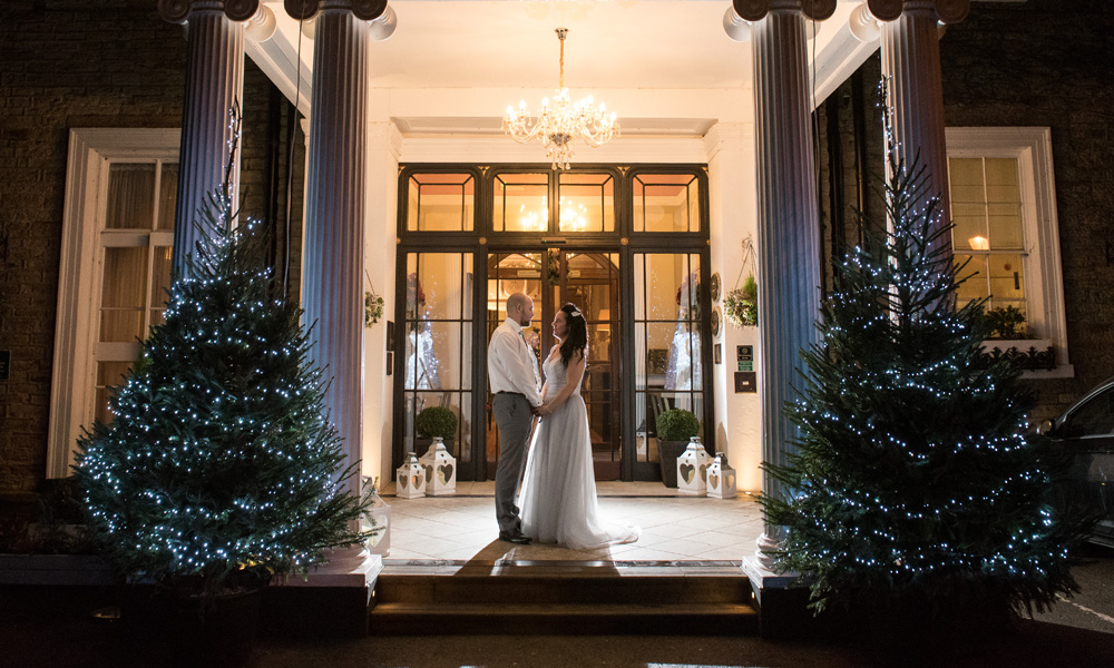 christmas weddings at ringwood hall