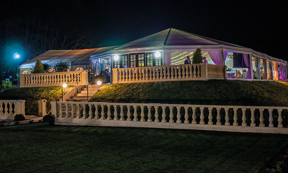 specialist marquee weddings