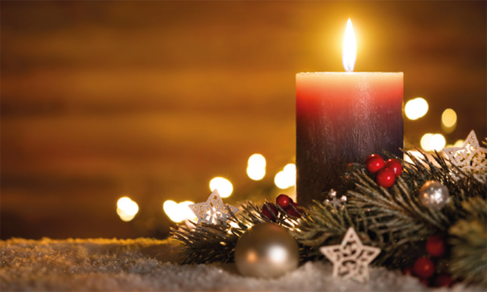 christmas eve candlelit dinner ringwood hall hotel chesterfield