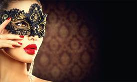 New Years Eve Masked Ball - Now Fully Booked