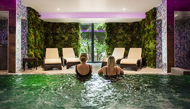 Garden Secret Spa Launches Jennifer Young