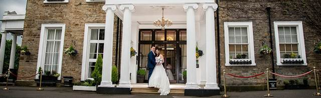 Announced as England's Top Wedding Venue